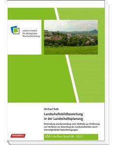 Landschaftsbildbewertung in der Landschaftsplanung